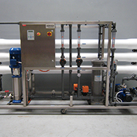 skid mounted reverse osmosis systems