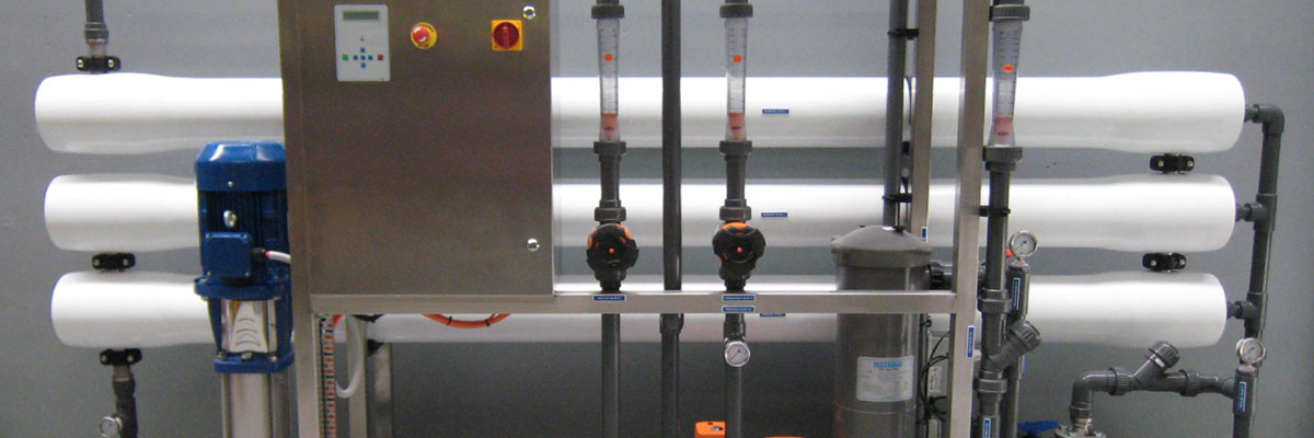 Titan - Skid mounted RO system
